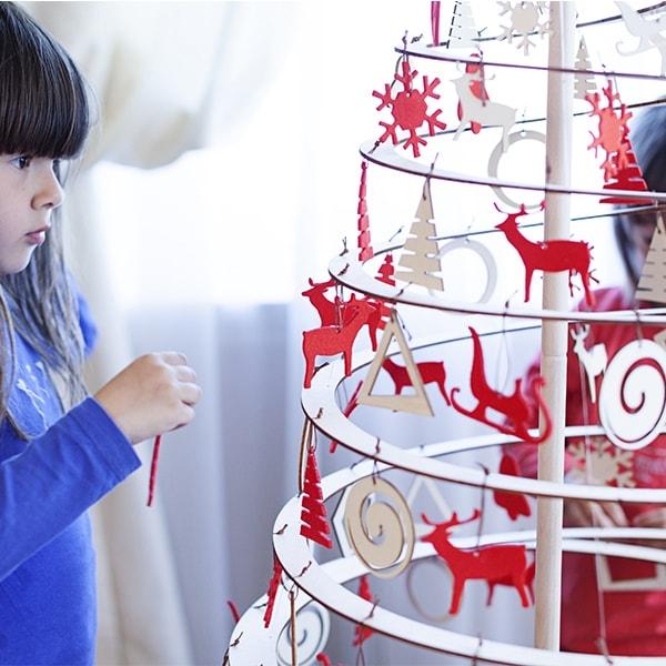 Božični okraski Spira