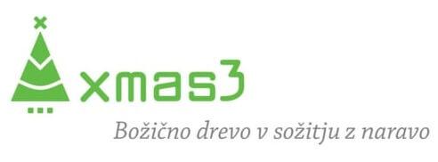 novoletna jelka xmas3 logotip