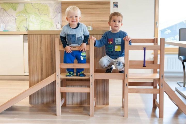 otroški stolček 3 v 1